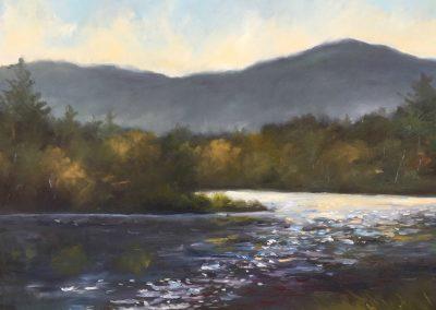 24 x 36 Howe Reservoir